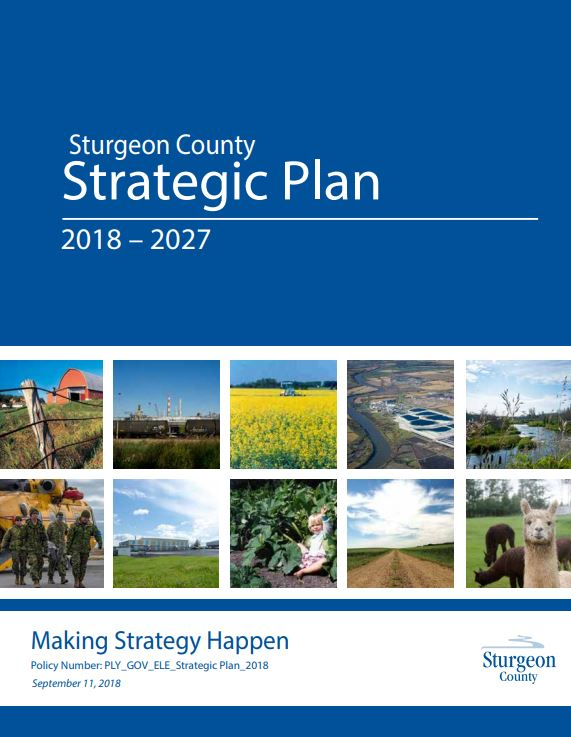 Sturgeon County Strategic Plan