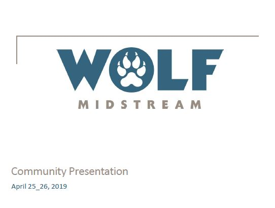 Wolf Midstream - Life in the Heartland Presentation