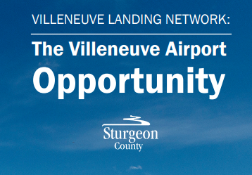 Villeneuve Landing Network: The Villeneuve Airport Opportunity