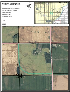 145 acres Heartland Private Development Opportunity